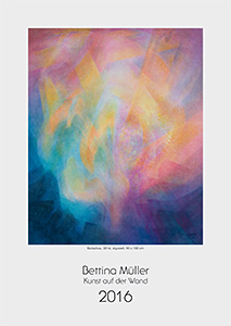 Bettina Mueller Kunsttkalender 2016