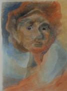 Rembrand, nach Selbstbildnis